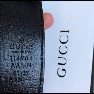 Accessories - Gucci belt